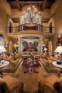 mediterranean-living-room traditional bombay indian ...