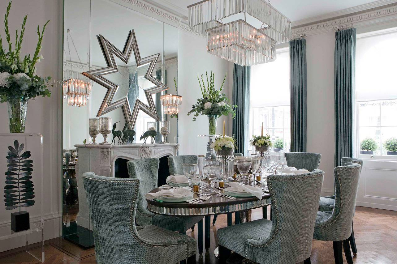 Dining Chair Trends for 2016  From Vintage Elegance to Stackable Chairs