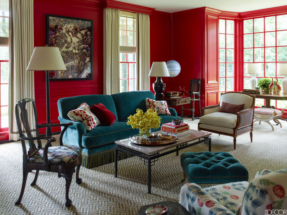 Energizing Colors to Decorate with this Sizzling Summer