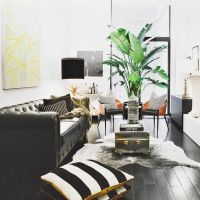 8 Designer Tips to Decorate a Comfortable and Chic Living ...