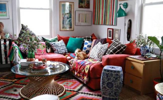 Go East For Boho Inspired Home Decor