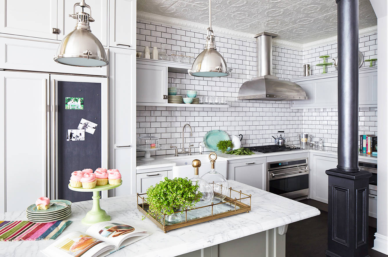 kitchen ceiling tiles kohler pull down faucet trend alert how to decorate your home with
