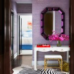 How To Get The Look Glamorously Decorated Home Entrances