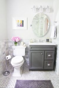 The Easiest and Cheapest Bathroom Updates that Work ...