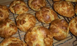 How to Make Gougeres