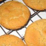 Lard Peanut Butter Cookies
