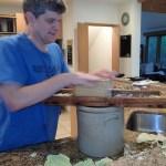 Time for Homemade Sauerkraut
