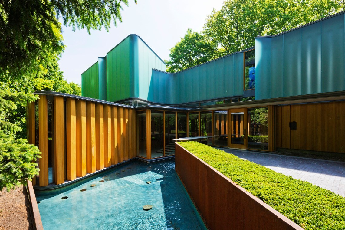 Rosedale's Integral House Lists at $24M