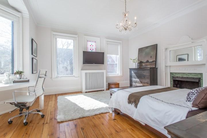 123 Bedford Road - Master Bedroom