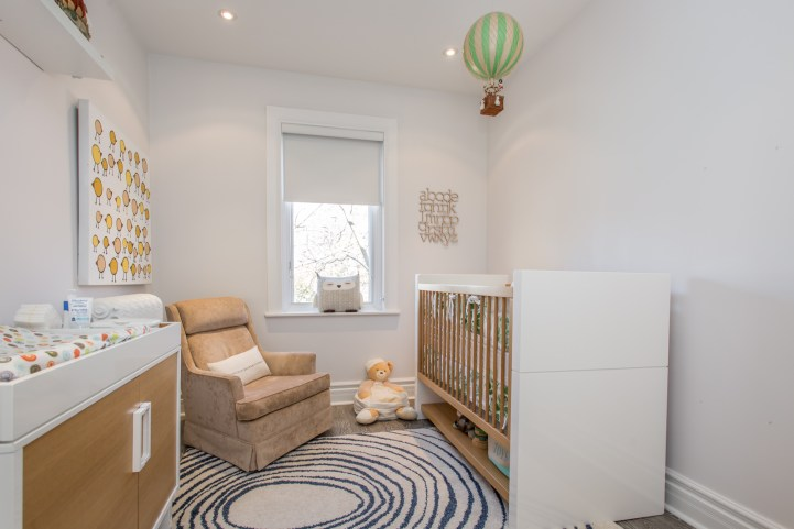 123 Bedford Road - Small Bedroom