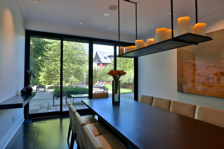 157 South Drive - Dining Room View