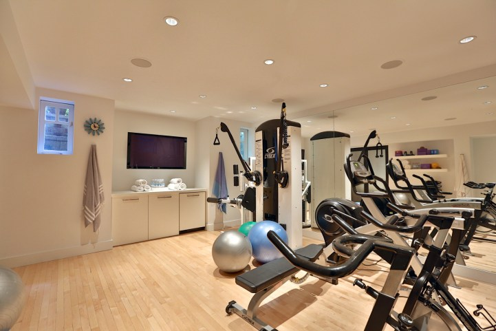 157 South Drive - Fitness Center