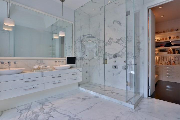 157 South Drive - Master Ensuite Bedroom Shower