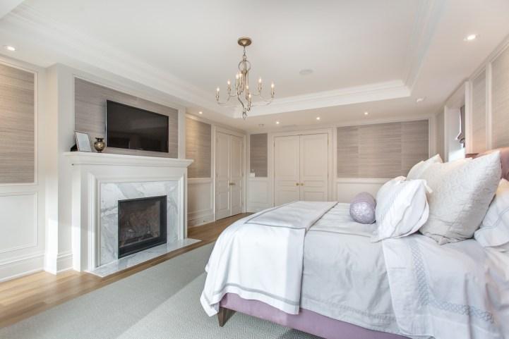 181 Crescent Road - Master Bedroom