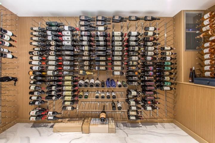 181 Crescent Road - Wine Cellar