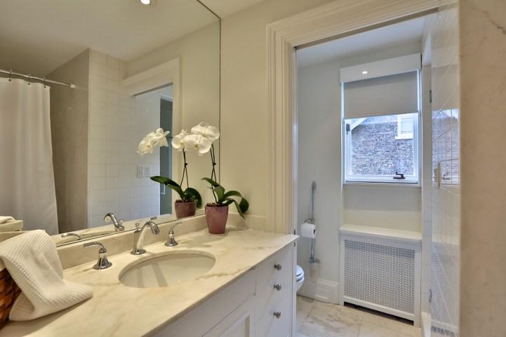 230 Russel Hill Rd - Bathroom Marble Vanity