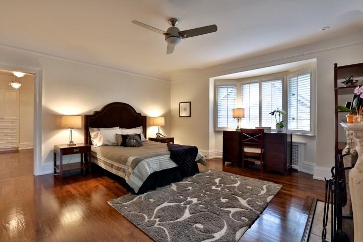 230 Russel Hill Rd - Bedroom Looking To WalkIn Closet