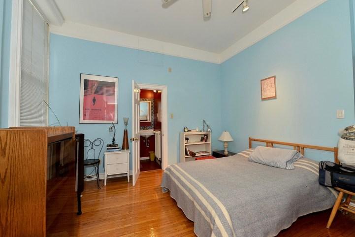 32 Beaty Avenue - Blue Bedroom