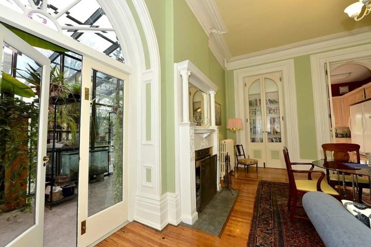 32 Beaty Avenue - Enterance To Conservatory