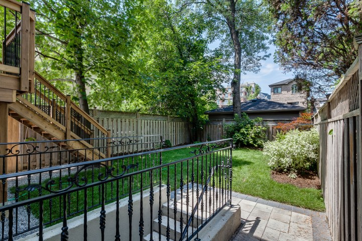 390 Brookdale Avenue - Backyard