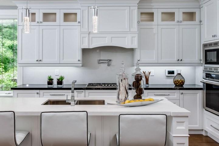 390 Brookdale Avenue - Kitchen Island View