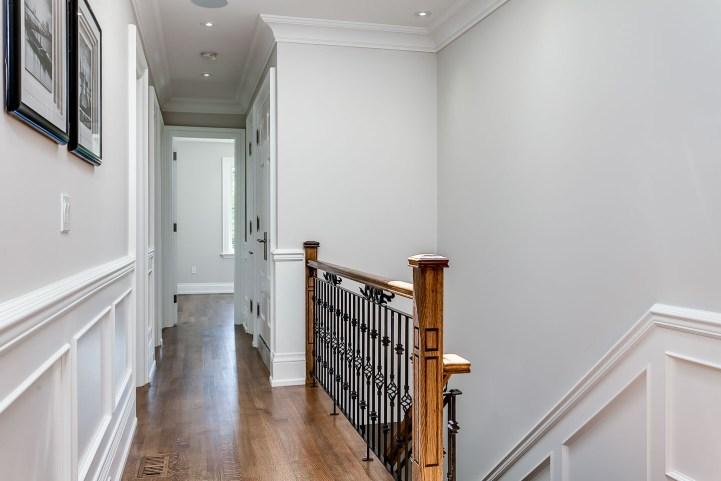 390 Brookdale Avenue - Upstairs Hallway