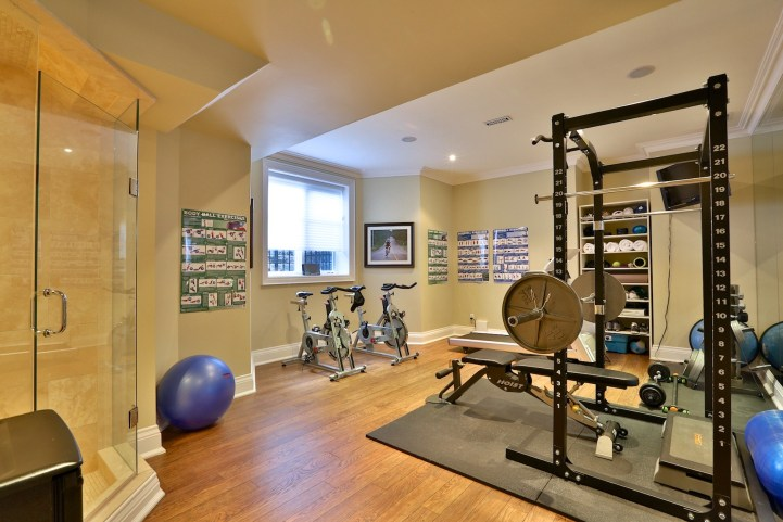 12 The Bridle Path - Fitness Center