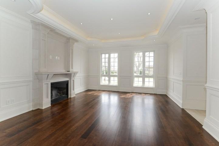 54A Heathcote Avenue - Living Room
