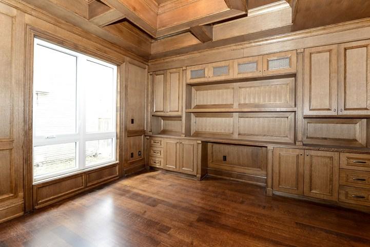 54A Heathcote Avenue - Wood Paneled Office