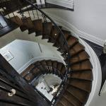 12 Macpherson Avenue - Spiraling Staircase