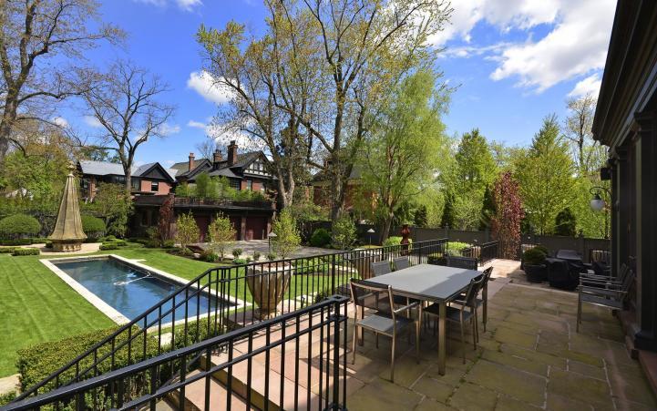 20 Elm Avenue - Backyard From Deck