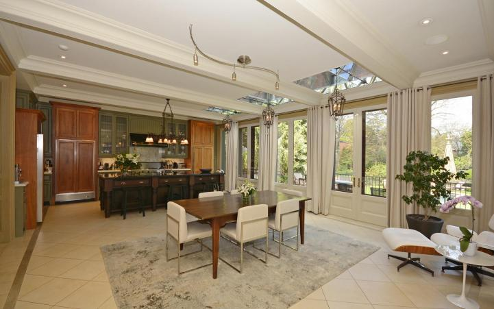 20 Elm Avenue - Casual Dining Room and Kitchen