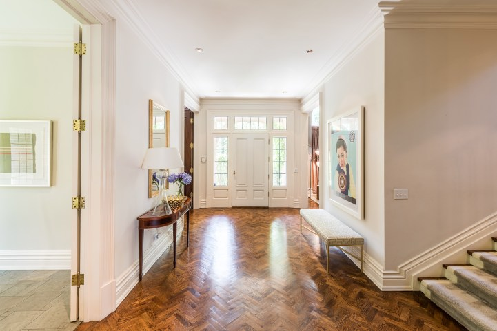 88 Wychwood Park - Foyer