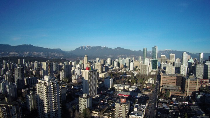 Vancouver Real Estate Moves A Scorching...Zero Percent? Weird