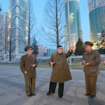 Even North Korea Is Experiencing A Real Estate Bubble - Kim Jong-un Ryomyong Street