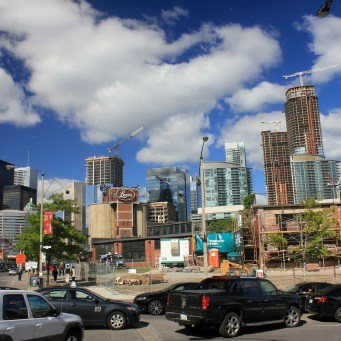 New Listings For Toronto Area Real Estate Lead The Country In Growth YTD
