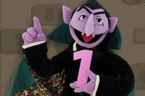 Sesame Street's Count von Count