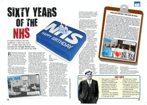 George's NHS article from Alert magazine