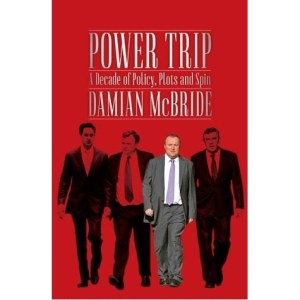 Cover of Power Trip by Damian McBride