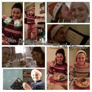 Christmas collage 2013