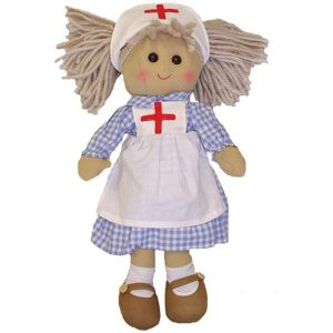 Rag doll nurse