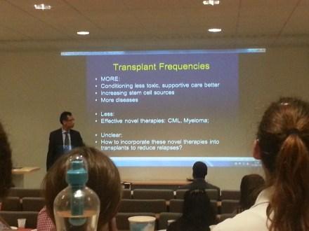 Dr Mickey Koh presenting