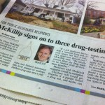 Welfare drug-testing bills: Steal from poor, give to rich