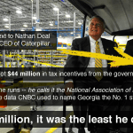 Nathan Deal's CNBC ranking tainted by donor, political allies