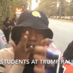 Black students ejected from Trump rally in Valdosta