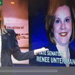 Samantha Bee Takes Down Ga. Senator for Rape Kit Bill Blockade