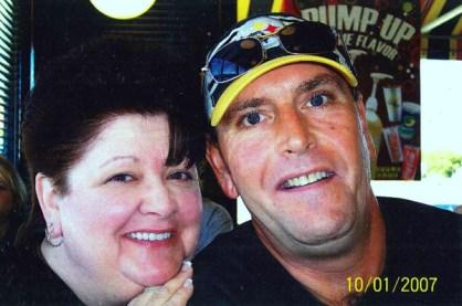 Cindy and Randall Davison