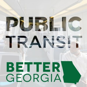 Public Transit on the Better Georgia Podcast