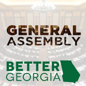 General Assembly on the Better Georgia Podcast