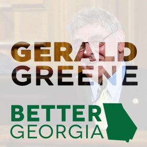 Gerald Greene on the Better Georgia Podcast